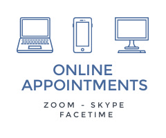 Online Appointments Zoom Skype Facetime