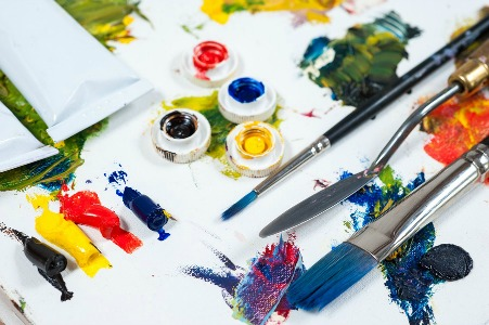 Art therapy photo