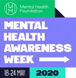 Mental Health Awareness Week 2020 logo